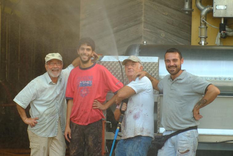 gruppo lavaggio aurora